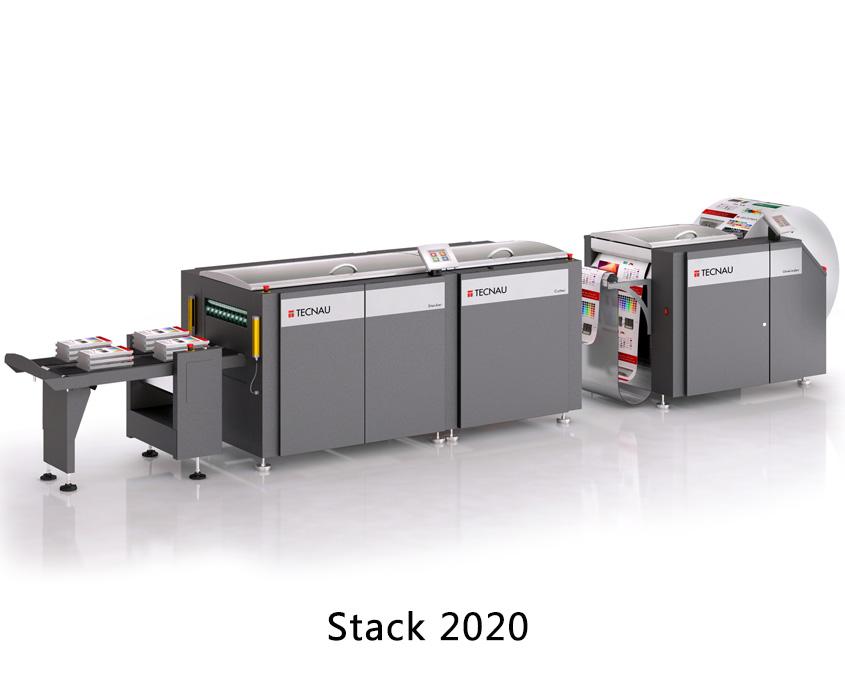 Tecnau Stack 2020 / Stack 566