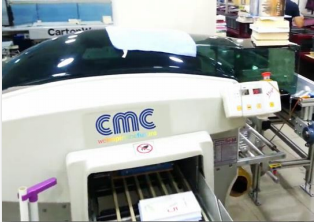 CMC Film Stretcher